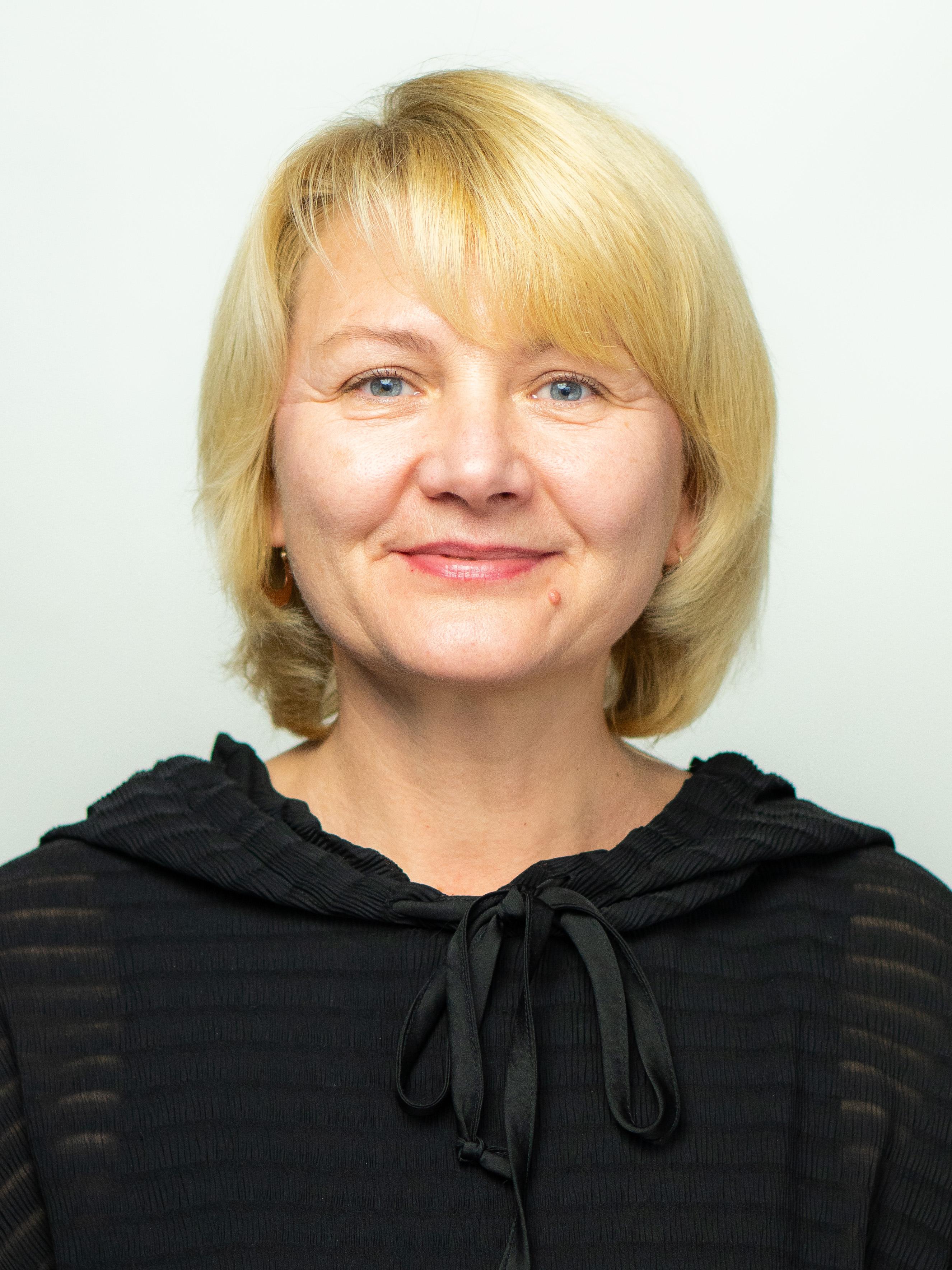 Єрьоміна Ніна Анатоліївна