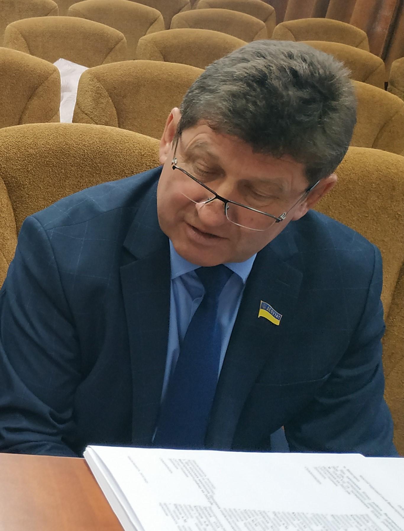 Урупа Микола Миколайович
