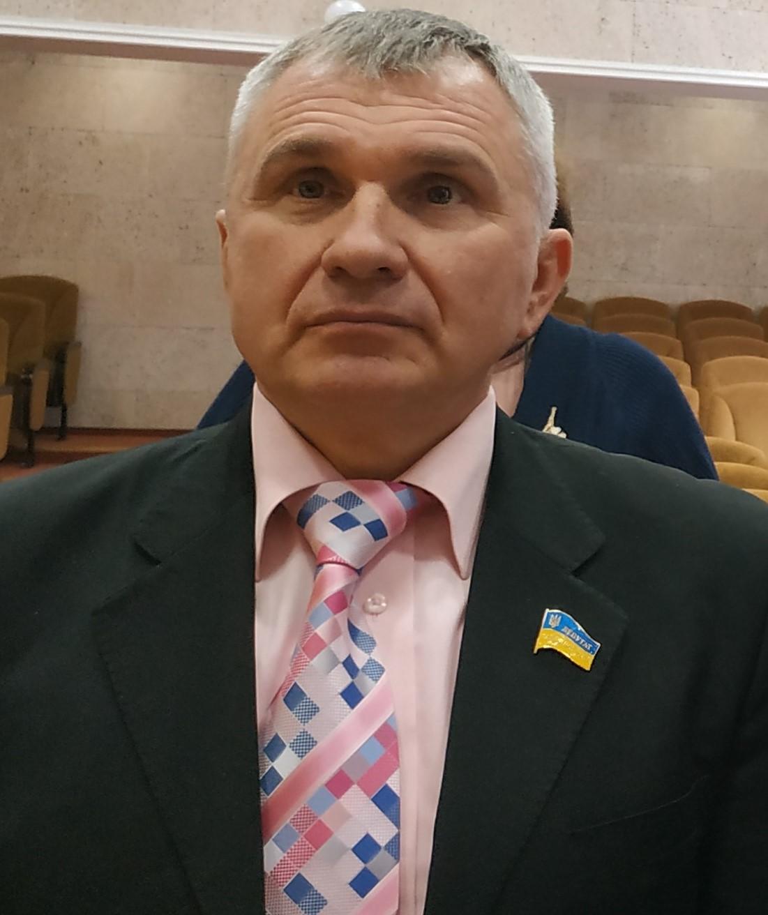 Панамарчук Геннадій Володимирович