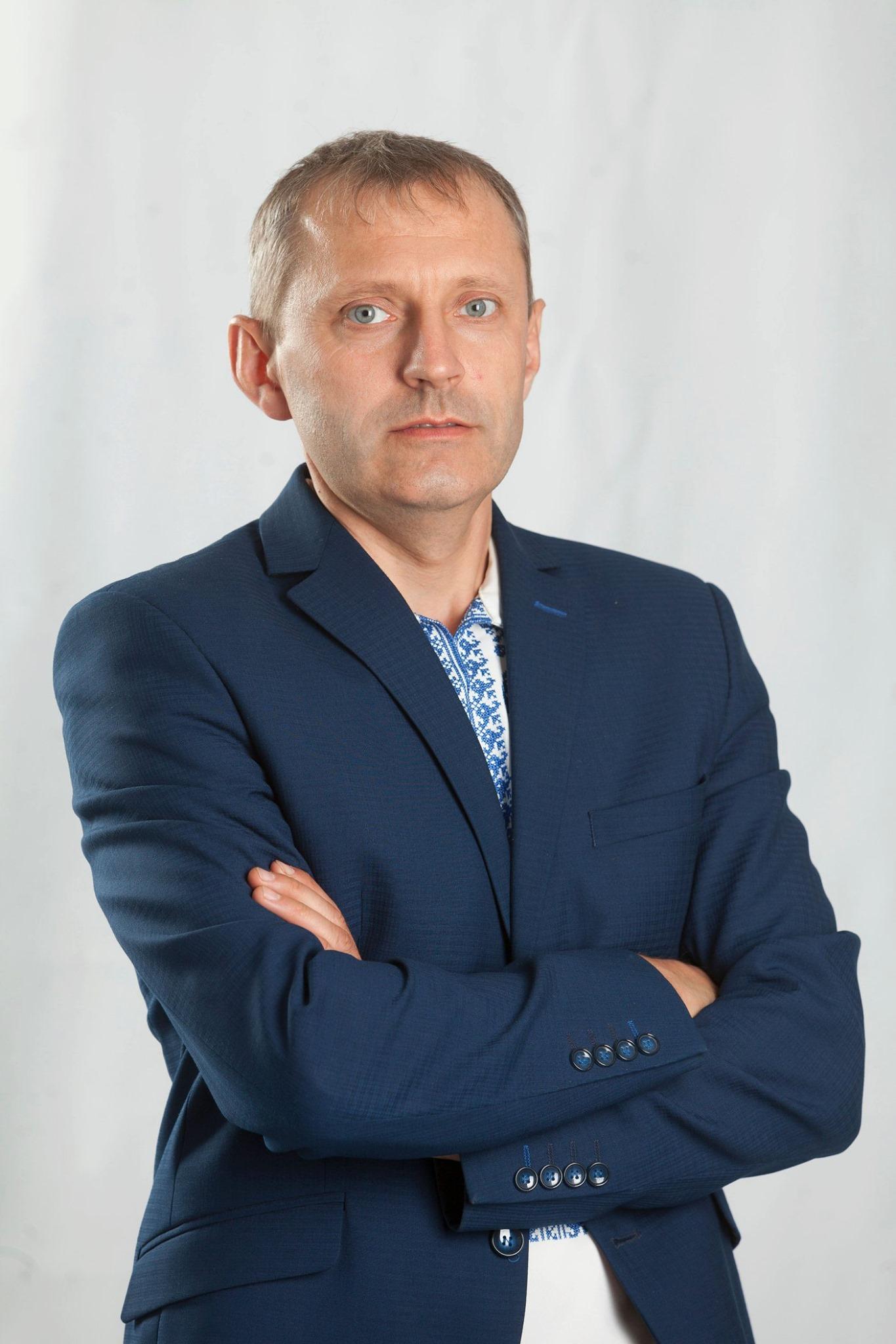 Яценко Сергій Васильович